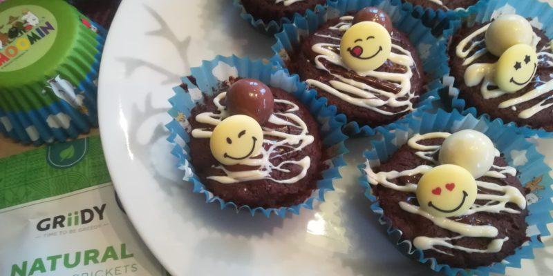 sirkkaiset suklaamuffinit